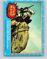 1977 OPC Star Wars #24 Stormtroopers seek the droids!   V33649