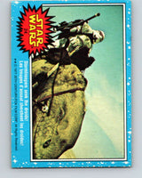 1977 OPC Star Wars #24 Stormtroopers seek the droids!   V33650