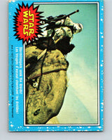 1977 OPC Star Wars #24 Stormtroopers seek the droids!   V33653