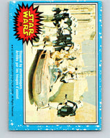 1977 OPC Star Wars #29 Stopped by stormtroopers   V33680