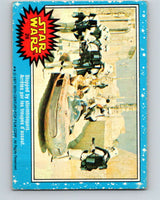 1977 OPC Star Wars #29 Stopped by stormtroopers   V33682