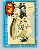 1977 OPC Star Wars #29 Stopped by stormtroopers   V33683