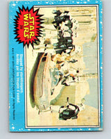 1977 OPC Star Wars #29 Stopped by stormtroopers   V33684