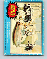 1977 OPC Star Wars #29 Stopped by stormtroopers   V33685