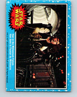 1977 OPC Star Wars #30 Han in the Millennium Falcon   V33686