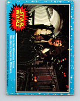 1977 OPC Star Wars #30 Han in the Millennium Falcon   V33687