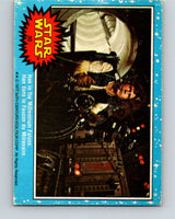 1977 OPC Star Wars #30 Han in the Millennium Falcon   V33688