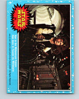 1977 OPC Star Wars #30 Han in the Millennium Falcon   V33689