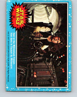 1977 OPC Star Wars #30 Han in the Millennium Falcon   V33691