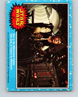 1977 OPC Star Wars #30 Han in the Millennium Falcon   V33692