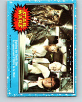 1977 OPC Star Wars #31 Sighting the Death Star   V33694