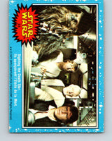 1977 OPC Star Wars #31 Sighting the Death Star   V33695