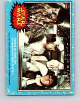 1977 OPC Star Wars #31 Sighting the Death Star   V33696
