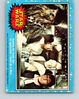 1977 OPC Star Wars #31 Sighting the Death Star   V33699