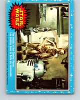 1977 OPC Star Wars #33 The droids in the Control Room   V33705