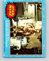 1977 OPC Star Wars #33 The droids in the Control Room   V33706