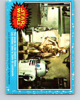 1977 OPC Star Wars #33 The droids in the Control Room   V33708