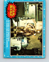 1977 OPC Star Wars #33 The droids in the Control Room   V33709