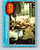 1977 OPC Star Wars #33 The droids in the Control Room   V33710