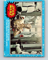 1977 OPC Star Wars #34 See-Threepio diverts the guards   V33711