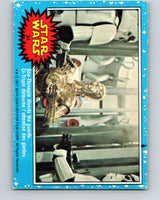 1977 OPC Star Wars #34 See-Threepio diverts the guards   V33712