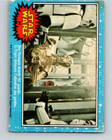 1977 OPC Star Wars #34 See-Threepio diverts the guards   V33714