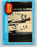 1977 OPC Star Wars #35 Luke and Han as stormtroopers   V33715
