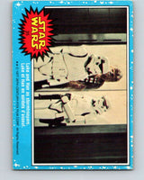 1977 OPC Star Wars #35 Luke and Han as stormtroopers   V33717