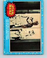 1977 OPC Star Wars #35 Luke and Han as stormtroopers   V33718