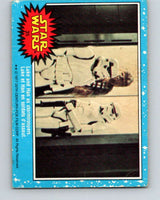 1977 OPC Star Wars #35 Luke and Han as stormtroopers   V33719