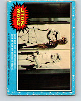 1977 OPC Star Wars #35 Luke and Han as stormtroopers   V33720