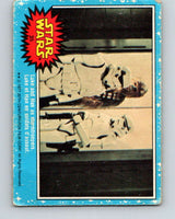 1977 OPC Star Wars #35 Luke and Han as stormtroopers   V33721