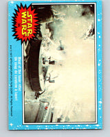 1977 OPC Star Wars #36 Blast of the laser rifle!   V33722