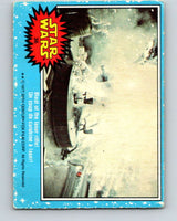 1977 OPC Star Wars #36 Blast of the laser rifle!   V33724