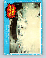 1977 OPC Star Wars #36 Blast of the laser rifle!   V33725
