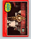 1977 OPC Star Wars #77 Waiting in the control room   V33995