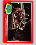 1977 OPC Star Wars #91 Solo and Chewie prepare to leave Luke   V34121