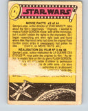 1977 OPC Star Wars #196 Creature of Tatooine   V34519
