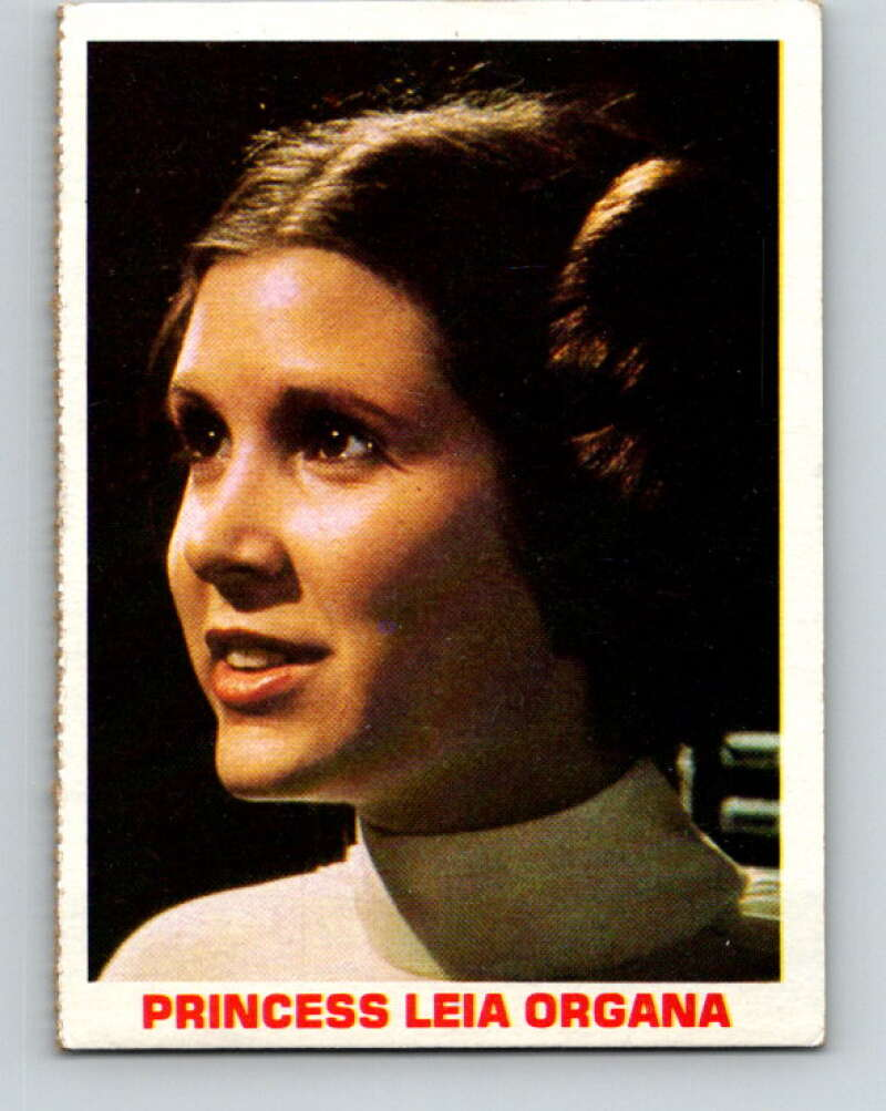 1977 Star Wars Burger King Princess Leia Organa  V34730