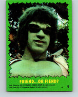 1979 Marvel Incredibale Hulk #6 Friend…or Fiend  V34799