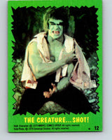 1979 Marvel Incredibale Hulk #12 The Creature…Shot  V34812