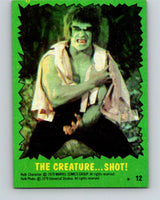 1979 Marvel Incredibale Hulk #12 The Creature…Shot  V34814