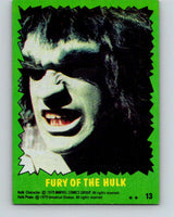1979 Marvel Incredibale Hulk #13 Fury of the Hulk  V34820