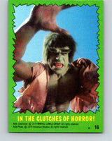 1979 Marvel Incredibale Hulk #16 In the Clutches of Horror  V34833