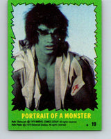 1979 Marvel Incredibale Hulk #19 Portrait of a Monster  V34847