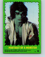 1979 Marvel Incredibale Hulk #19 Portrait of a Monster  V34848