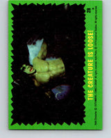 1979 Marvel Incredibale Hulk #28 The Creature is Loose  V34892