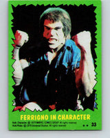 1979 Marvel Incredibale Hulk #33 Ferrigno in Character  V34904