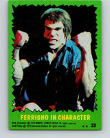 1979 Marvel Incredibale Hulk #33 Ferrigno in Character  V34905