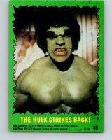 1979 Marvel Incredibale Hulk #38 The Hulk Strikes Back  V34927